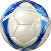 Picture of Strive Hand-Stitched Professional Match Soccer Ball - Six Pack - Size 5 Royal Blue and Silver