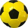 Gold Black Soccer Ball