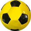 Picture of Classic Collection Soccer Ball Gold Hexagons & Black Pentagons
