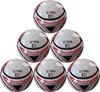Ultima Soccer Ball - Hand Stitched six Pack Size 5 Match balls