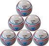 Ultima Soccer Ball - Six Pack - Hand Stitched Size 5 Match Ball
