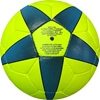 Picture of Storm Match Soccer Ball - Hand Stitched - PU  Size 5 - Yellow Blue