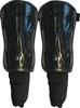Black Soccer Shin Guards Adult Size