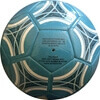 Picture of Winner Soccer Ball Size 4 For Kids Between 8 & 12 Years Of Age - Color Aqua Blue, White
