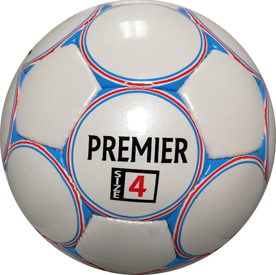 Picture of Premier Soccer Ball - Match Ball - Hand Stitched 32 Panels  (Size 4)