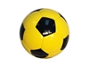 Soccer Ball Classic Collection Black Pentagon & Gold Hexagons