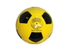 Soccer Ball Classic Collection Black Pentagon & Gold Hexagons Picture 2