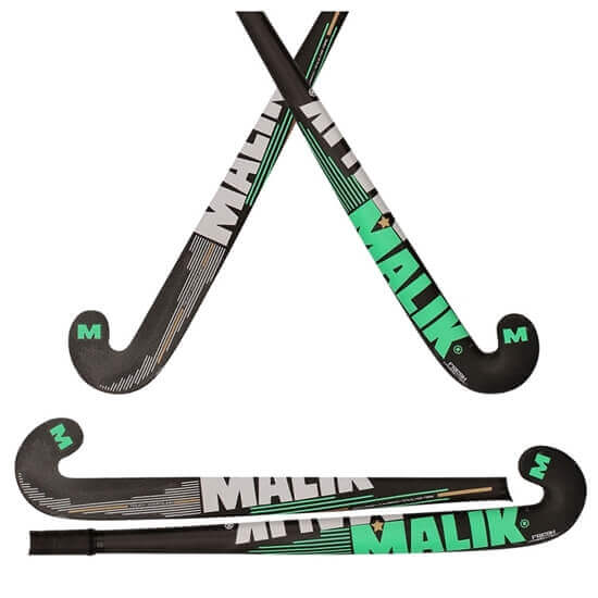 Picture of Carbon Tech Field Hockey Stick Outdoor Multi Curve Fresh - 50% Carbon - 5% Kevlar - 45% Fiber Glass