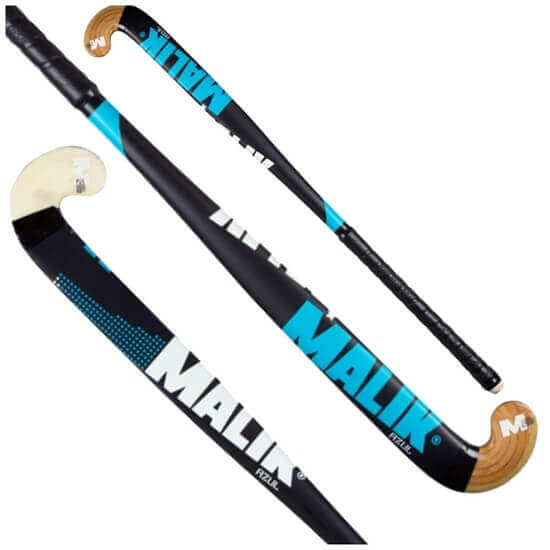 Picture of Field Hockey Stick AZUL Indoor Wood Multi Curve - Quality: GALAXY, Head Shape: J Turn
