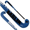 Picture of Field Hockey Stick Slam J Blue Outdoor Wood Multi Curve - Quality: Pluto J, Head Shape: J Turn