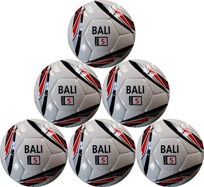 Soccer Ball Clearance Sale Bali Red Black