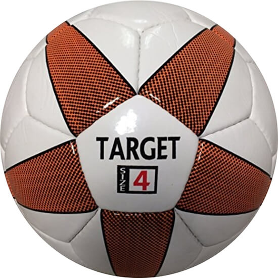 Picture of Target Soccer Ball (Size 4 Orange)