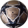 Picture of Target Soccer Ball 32 Panels Six Pack 32 panels Size 5 Gold