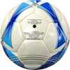 Picture of Strive Hand-Stitched Club Level Soccer Ball Royal Blue and Silver