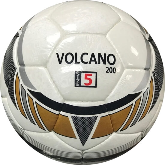 Volcano 200 Soccer Ball - Hand Stitched - Professional Soccer Ball - Size 5
