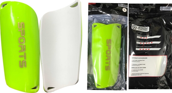 Shinguard for kids - Large Size (Green )