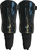 Black Soccer Shin Guards Adult Size