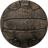 Oldie Vintage Soccer Ball Image 2 With Real Leather & Laces Picture Image