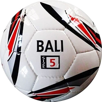 Picture of Custom Soccer Ball Quality: Bali Match Soccer Ball - Hand Stitched Size 5 - Synthetic TPU