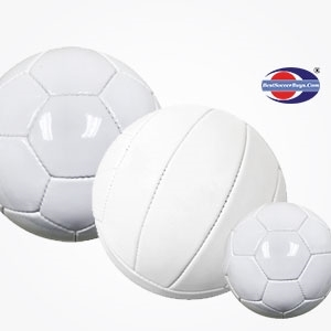Picture for category White Soccer Balls