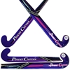 Picture of Indoor Field Hockey Stick Composite Purple Patch 20% Carbon 80% Fiber Glass Indoor Stick 35'' Inch 36.5'' Inch 37.5'' Inch