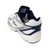 Picture of Wingz Quick Silver Rubber Sole Cricket Sports Shoes Color Royal Blue Silver White By CE