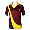 Picture of Colored Cricket Uniform West Indies Shirt