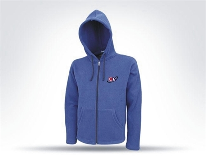 Picture of Blue Hoodie Sweat Shirt Model T-1550T By CE