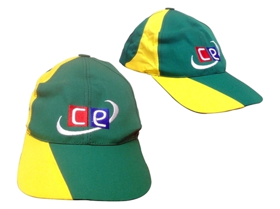 Picture of Cricket Cap in Pakistan & South Africa Colors by CE
