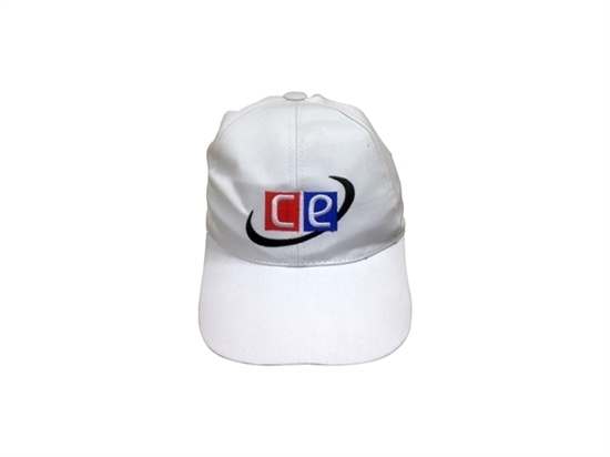 Picture of White Cricket Cap by CE