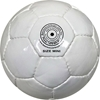 Picture of All White Plain Soccer Balls Size 5 Six Pack for Autographs Painting or for Playing Soccer