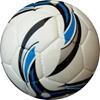 Custom Bali Soccer Ball Blue 3
