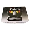 Picture of Field Hockey Balls Dimple Black Buy Pack of Six Balls