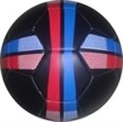 Picture of Custom Soccer Ball Quality: Soccer Balls 32 Panels - Feather Touch Soccer Ball - Hand Stitched - Synthetic Leather