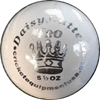 Picture of Cricket Ball T20 Daisy Cutter White Leather for T20 Cricket Matches, Tournaments and Practice Six Pack