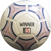 Picture of Winner Soccer Ball - Club Level - 3.5 mm TPU Foam Shine - White with Blue and Red Lines