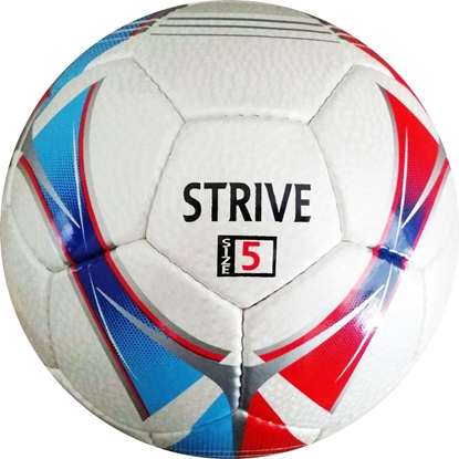 Strive Hand-Stitched Match Level Soccer Ball