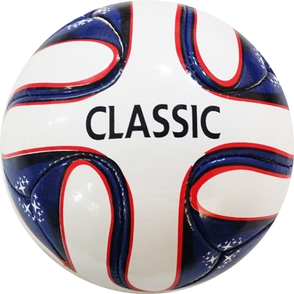 Classic Soccer Ball 6 Panels Size 5