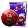 Picture of Cricket Ball Fireworks Red Leather for T20 Cricket Matches Tournaments and Practice Six Pack