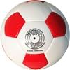 Classic Red & White Soccer Ball - Best Soccer Buys Soccer Ball Image