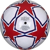 Picture of Classic Soccer Ball six pack White Red and Blue 32 Panel , Size 5 -