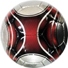 PU Silver Two Tone Shine - FIFA Inspected level Size 5