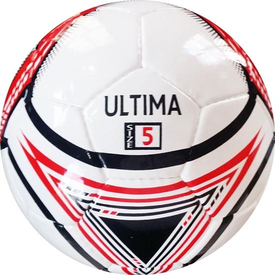 Ultima Red Black White Size 5 Match Ball