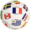 Soccer Ball Size 5 Flags